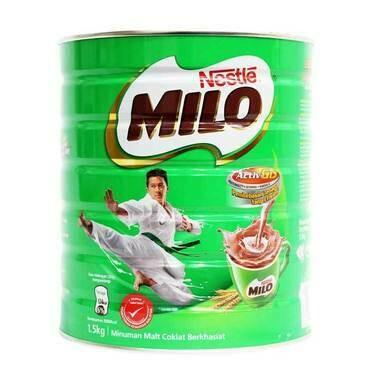 Milo Chocolate Drink 1.5kg