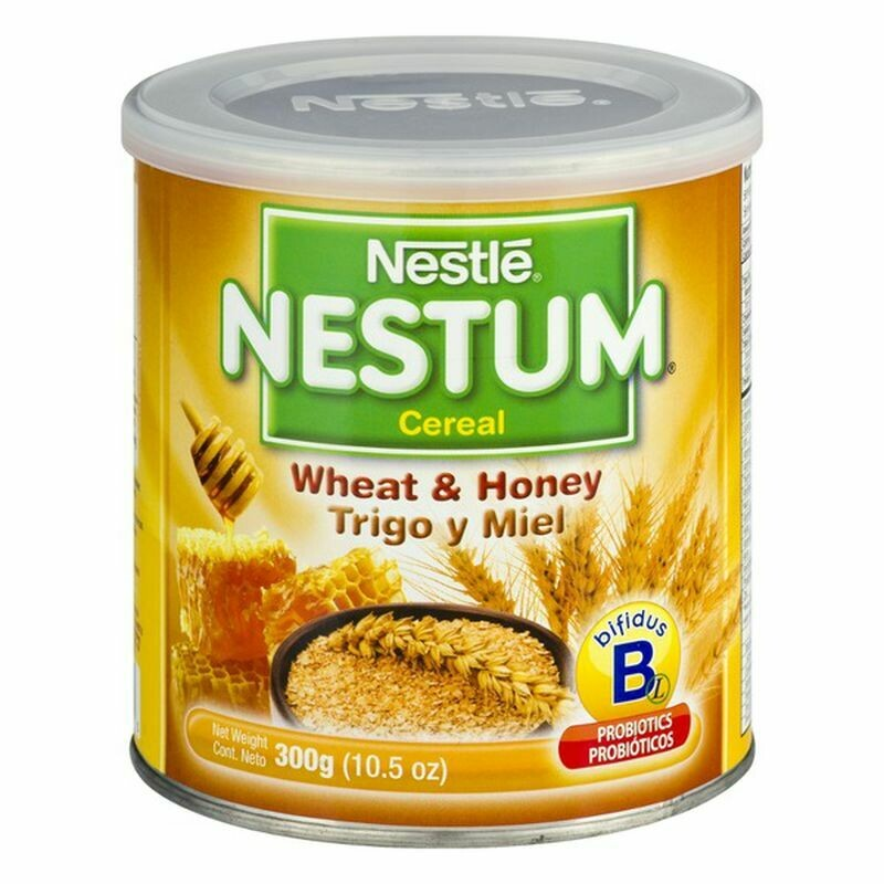 Nestum Infant Cereal Wheat & Honey 300g