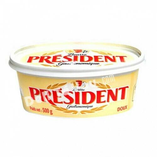President Unsalted Butter 500g