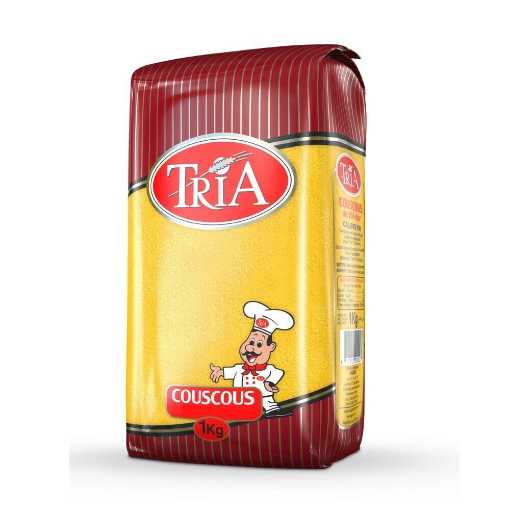 TRIA COUSCOUS CALIBRE FIN 1KG