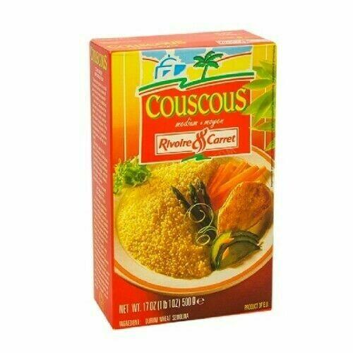 Couscous Medium Moyen Rivoire 17 OZ (500g)