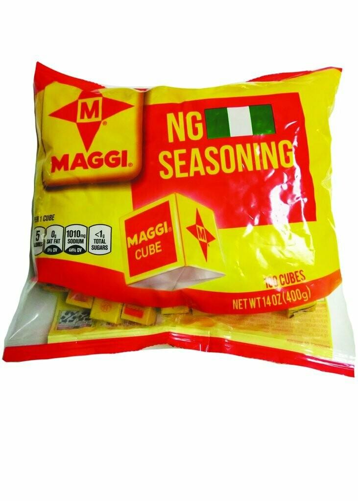 Maggi Halal Cubes NG 400G(100cubes)