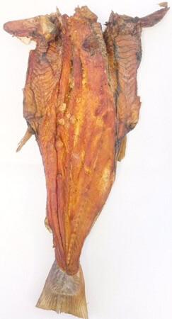 CARIBBEAN SMOKED OPEN FISH 1(LBS)