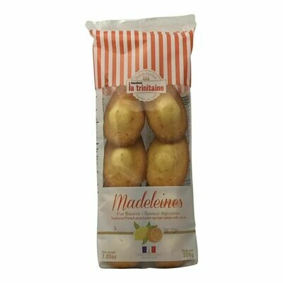LA TRINITAINE Pure Butter Madeleine Lemon(200g)