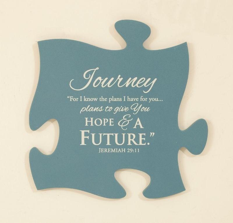 Journey Puzzle Piece
