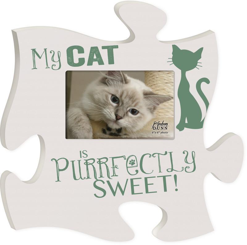 My Cat Puzzle Piece