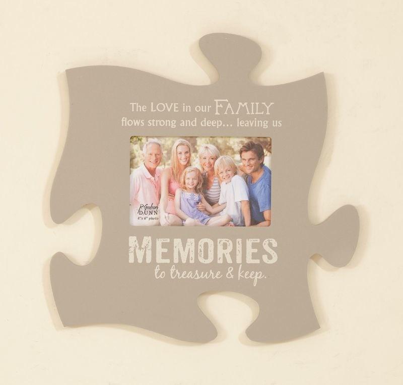Memories Puzzle Piece