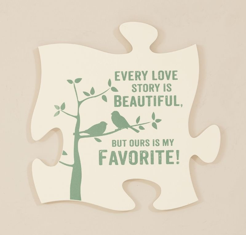 Every Love Puzzle Piece