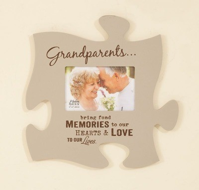 Grandparents Puzzle Piece