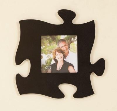 Black Puzzle Piece