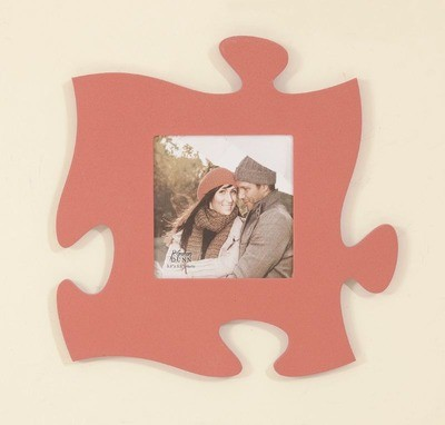 Pink Puzzle Piece