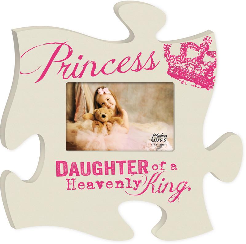 Princess Puzzle Piece