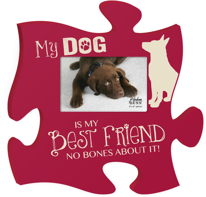 My Dog Puzzle Piece
