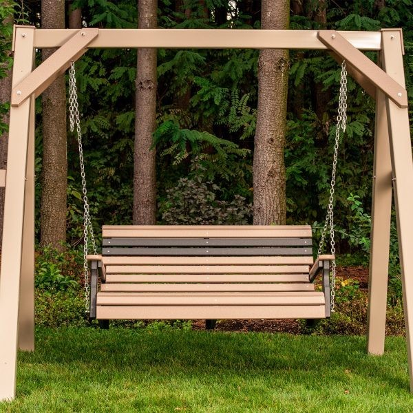Poly 4' Plain Swing