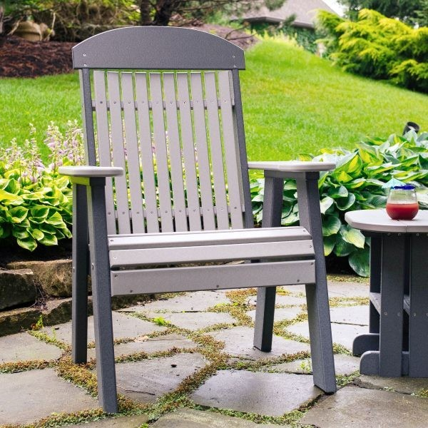 Poly 2' Classic  Bench