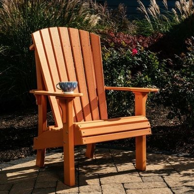 Luxcraft Royal Adirondack Chair  -  FREE  SHIPPING