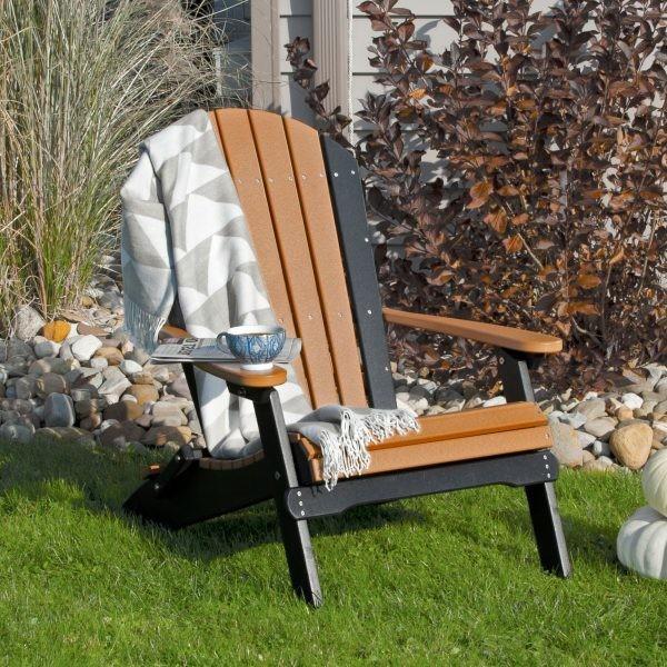 Luxcraft Folding Adirondack Chair  -  FREE  SHIPPING