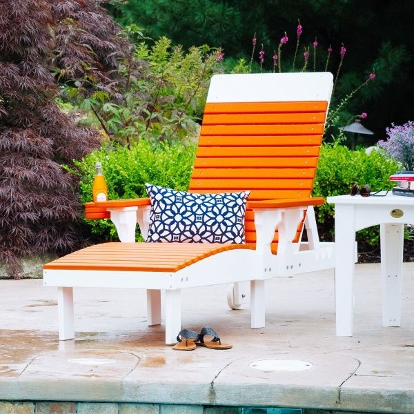 Luxcraft Poly Lounge  -  FREE  SHIPPING
