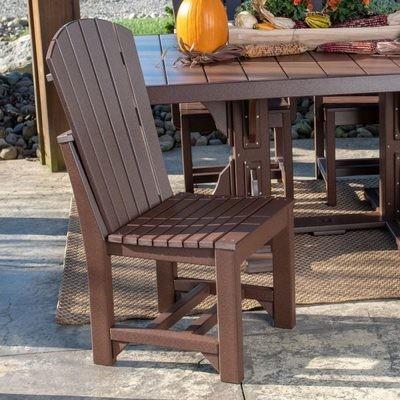 Adirondack Side Chair