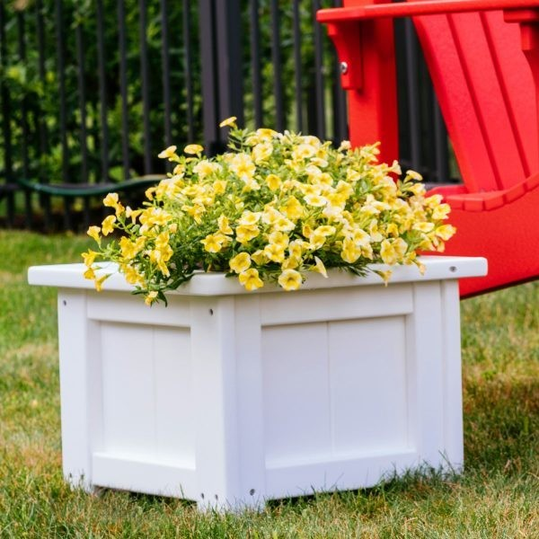 "Luxcraft 15"" Square Planter - FREE SHIPPING"