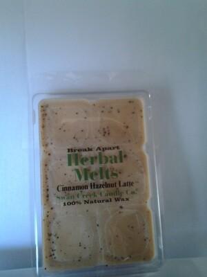 Cinnamon Hazelnut Latte