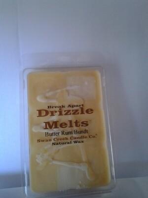 Butter Rum Bundt