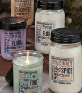 12 oz Pantry Jar Swan Creek Candle