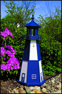 Wood 4' Cape Henry Lighthouse