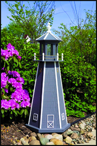 "Wood 18"" Standard Lighthouse"