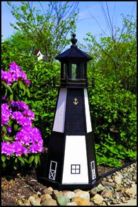 Wood 3' Cape Henry Lighthouse
