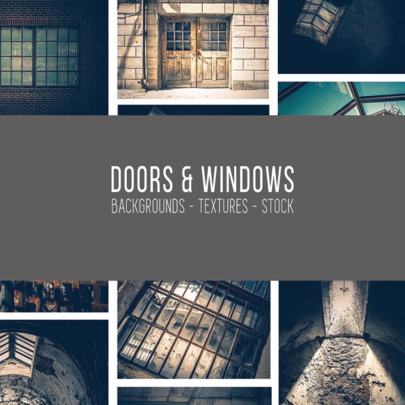 Doors & Windows :: Stock Photography Bundle
