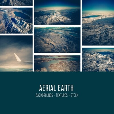 Aerial Earth :: Stock Photography Bundle