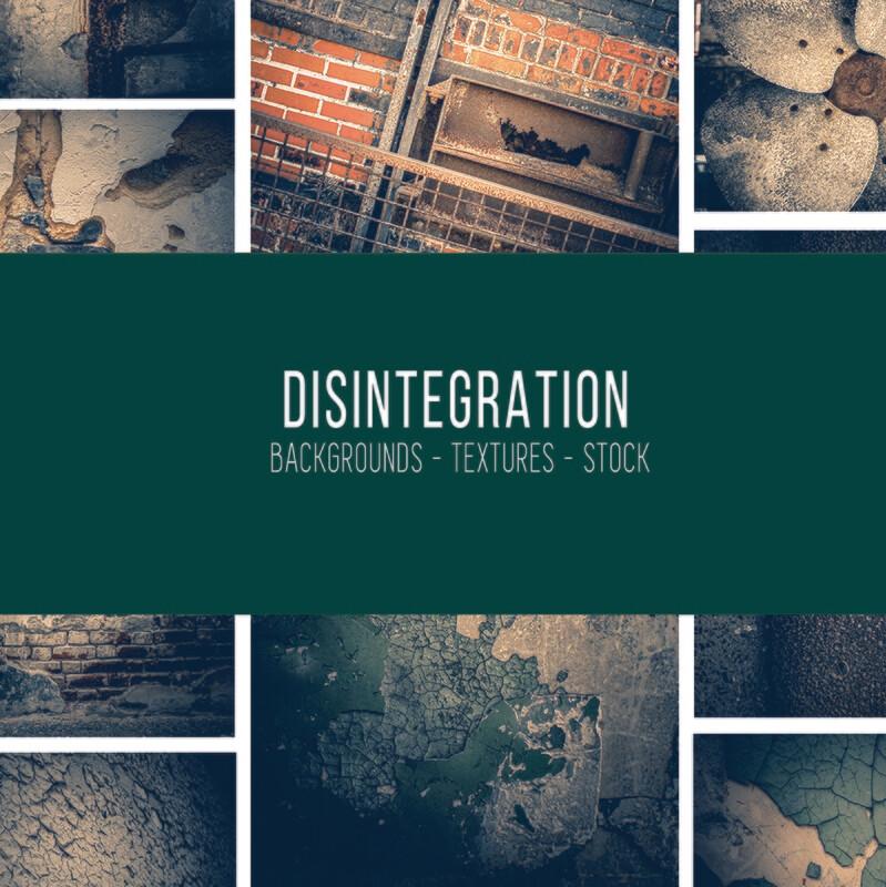 Disintegration :: Stock Photography Bundle