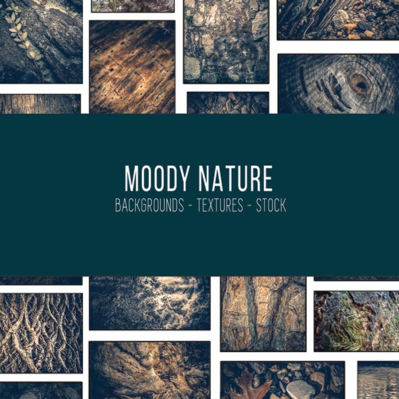 Moody Nature :: Stock Photography Bundle