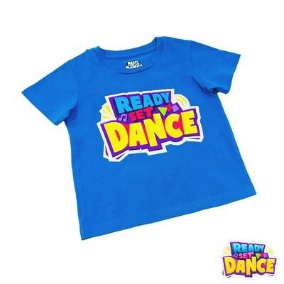 READY SET DANCE T-SHIRT