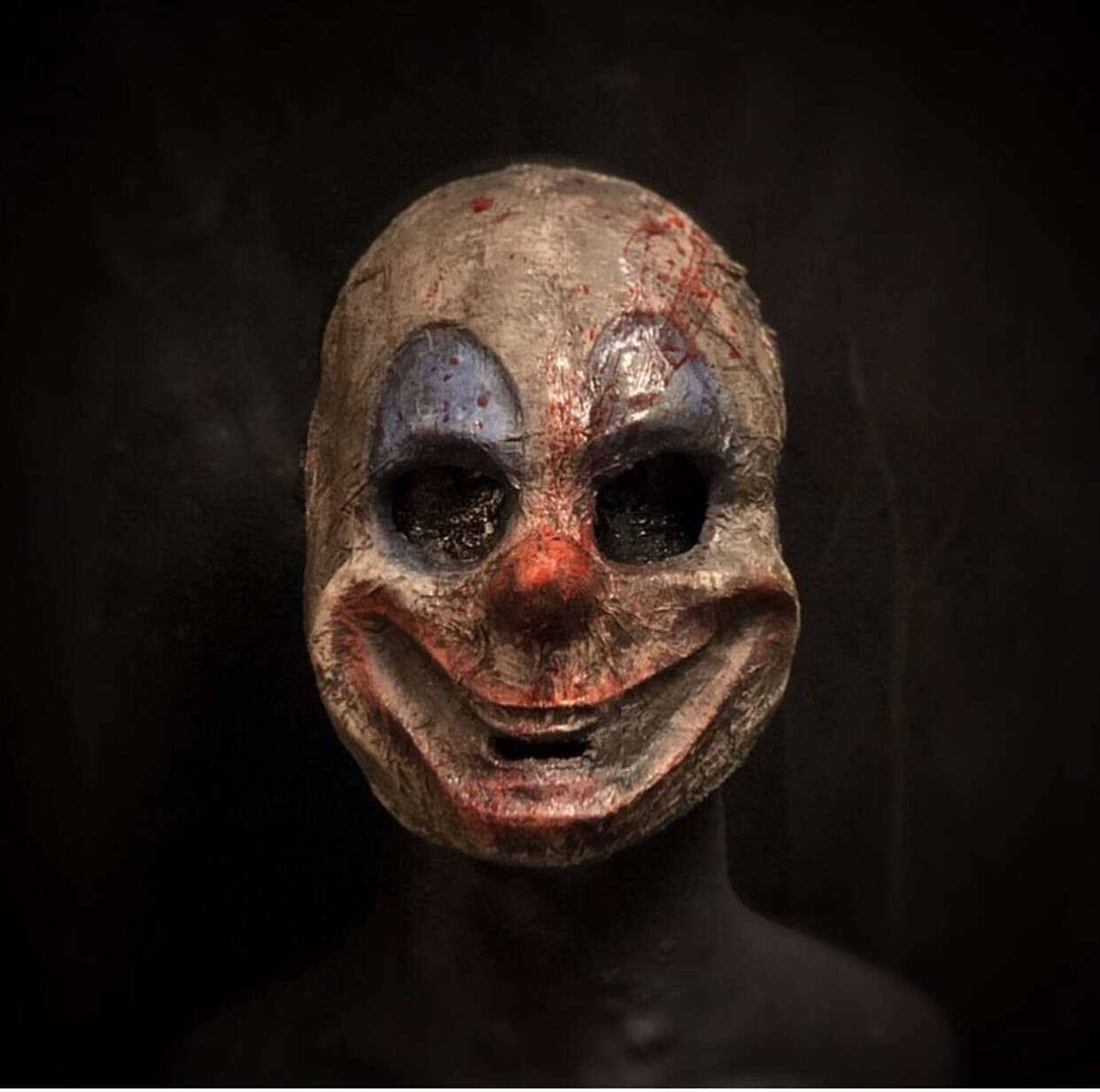Trick or Treater Clown Mask