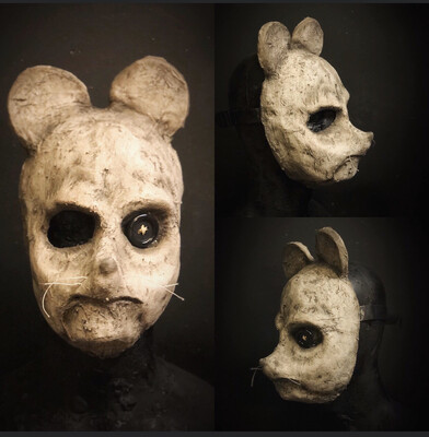 Trick or Treater Mouse