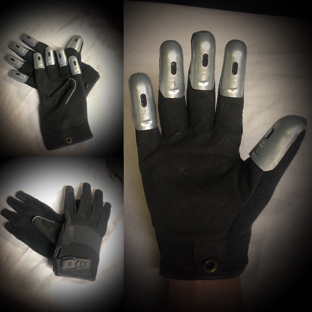 Clacker Gloves