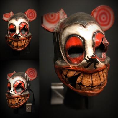 Circus Rat Mask