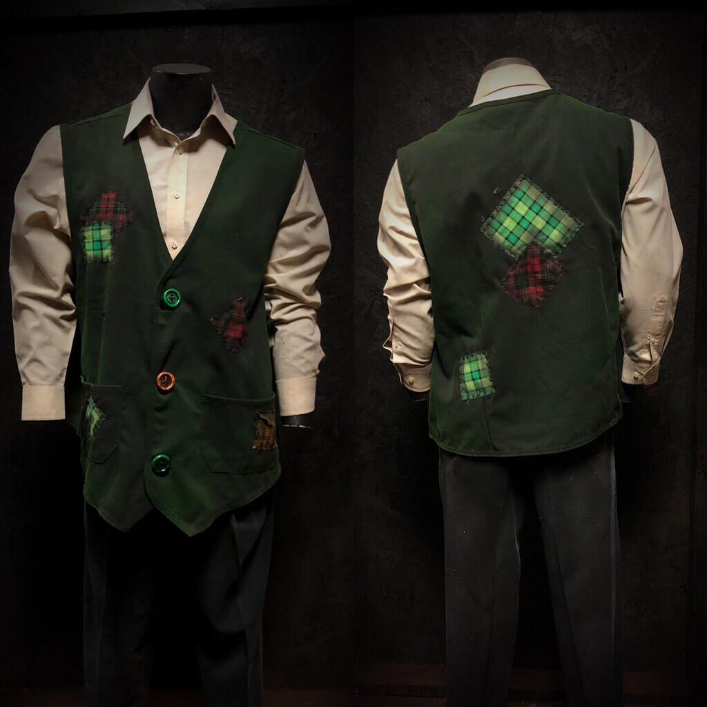 Clown Vest 3X