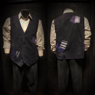 Clown Vest XL