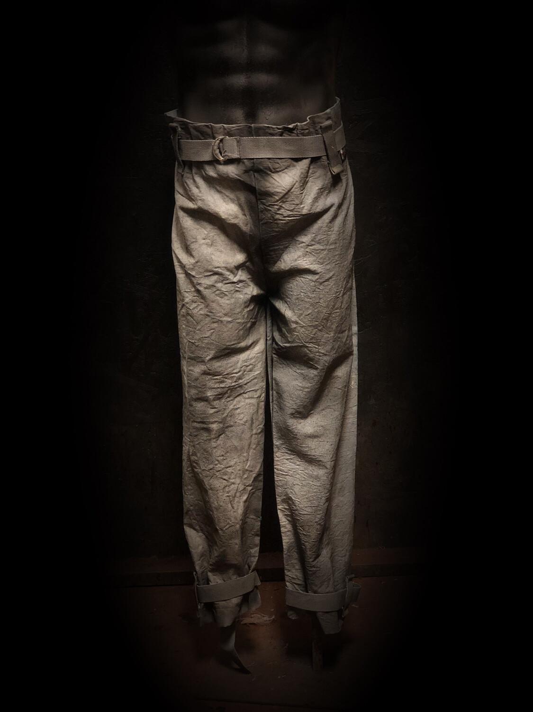 Psychoscareapy Restraint Pants