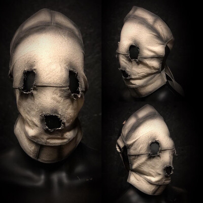Patient Canvas Mask
