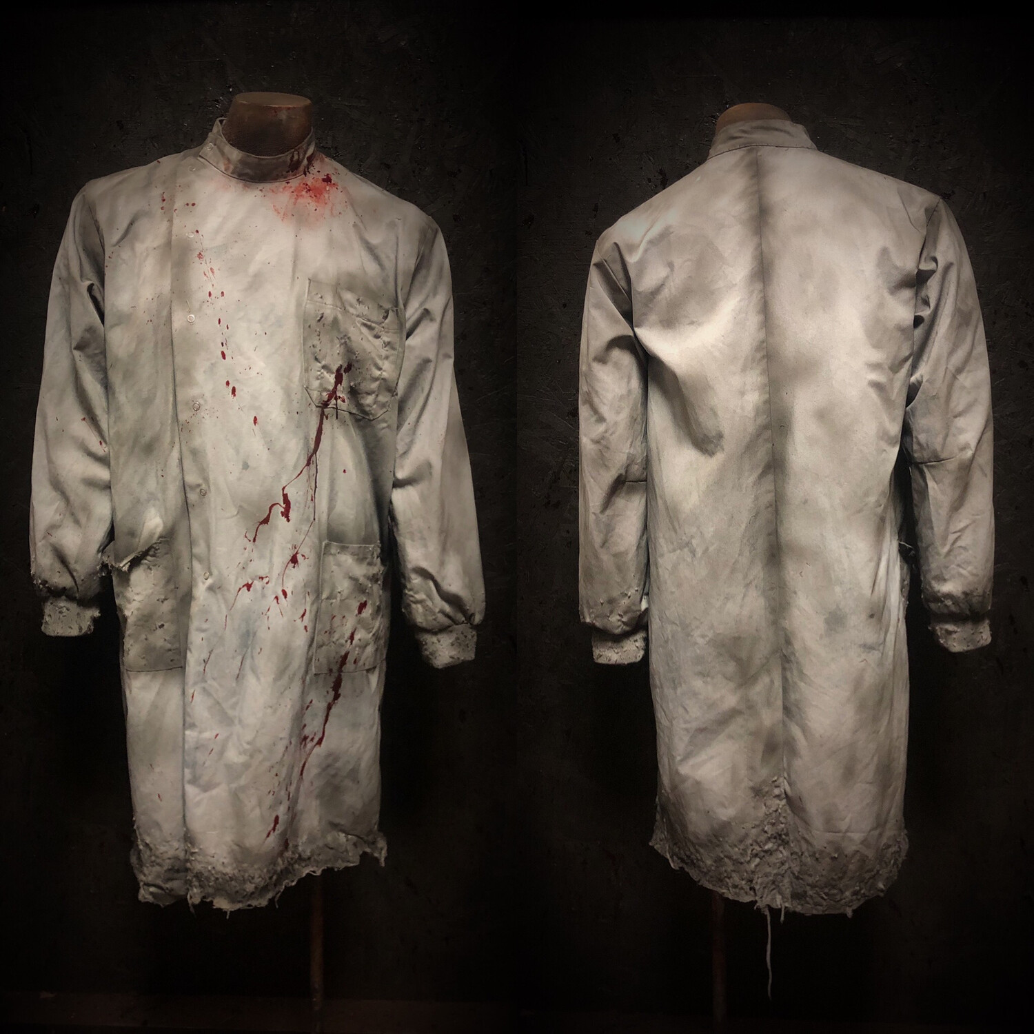 Psychoscareapy Surgical Coat
