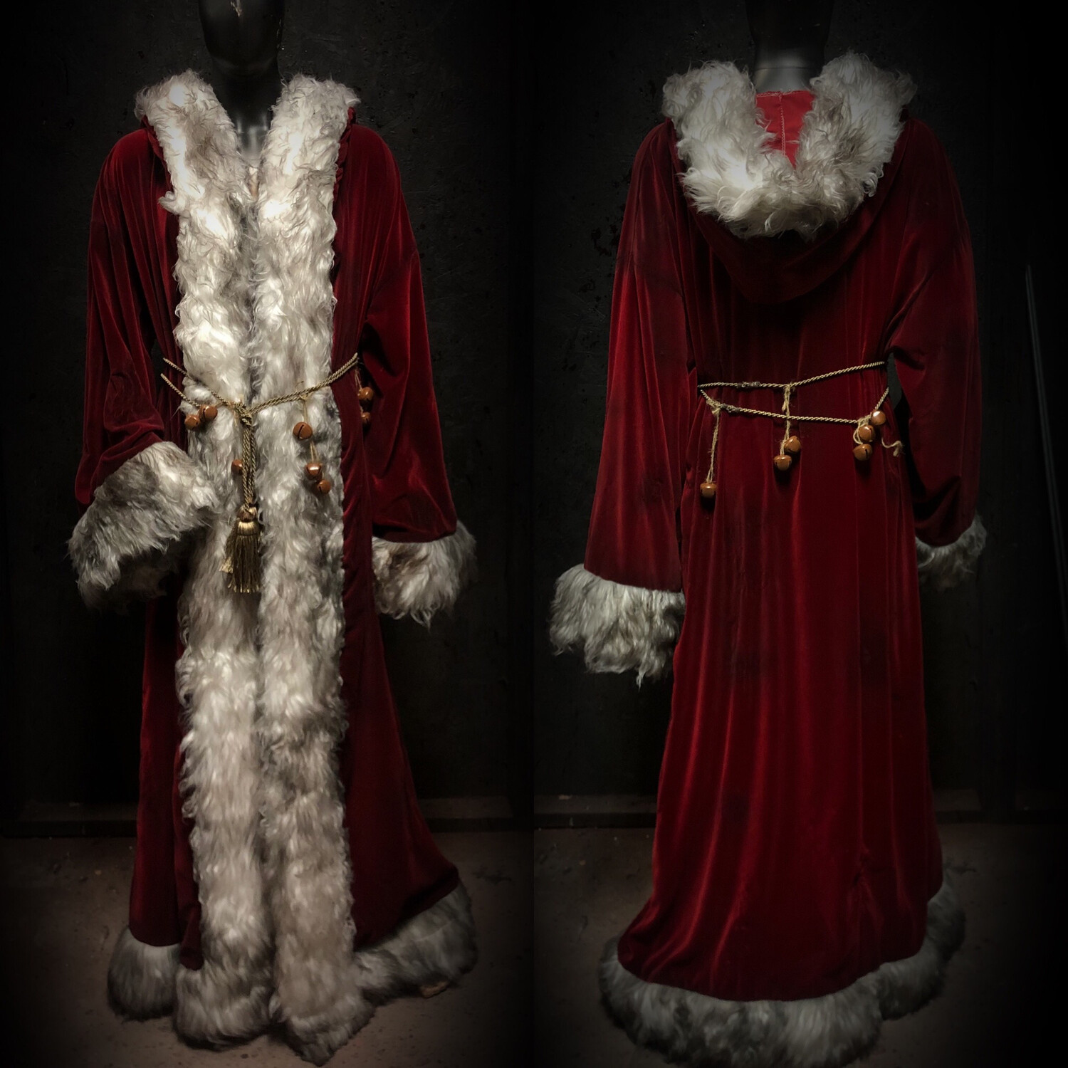 Deluxe Krampus Robe