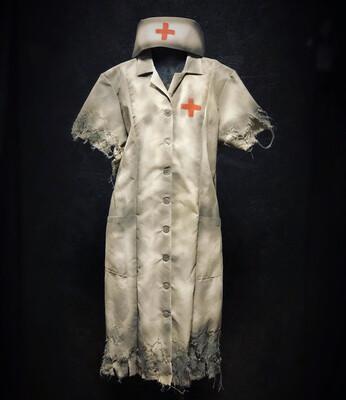 Nurse Costume 3X