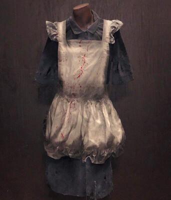 Maid Costume w/Apron Small
