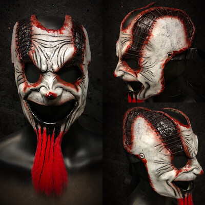 Flayed Clown