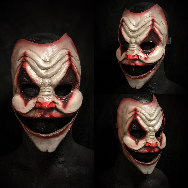 Grin Clown Mask