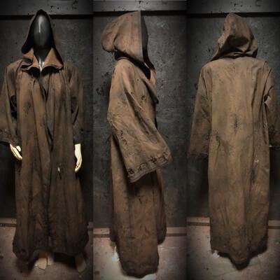 Krampus Robe